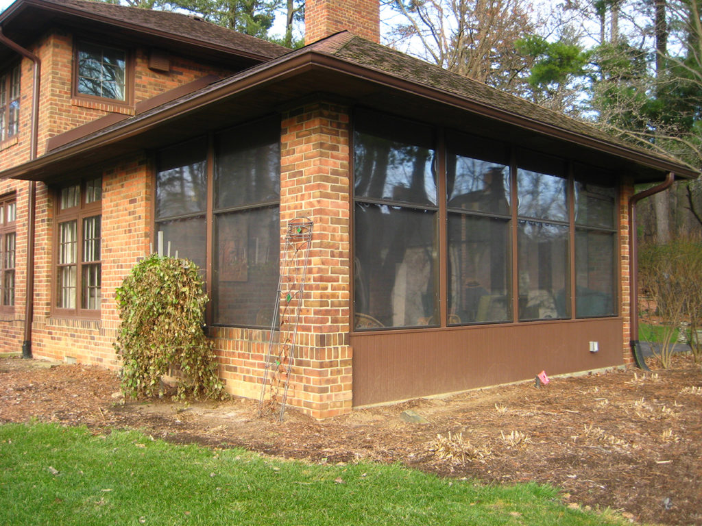 Screen Porch Enclosures Amp Interior Storm Windows Vinyl